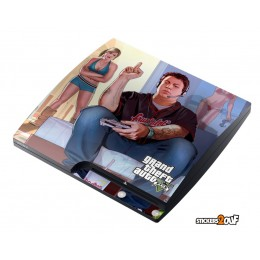 Gamer GTA V PS3 Slim