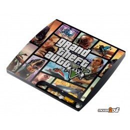 GTA V PS3 Slim