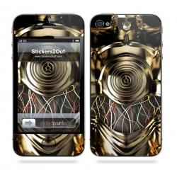 C3PO iPhone 4 & 4S