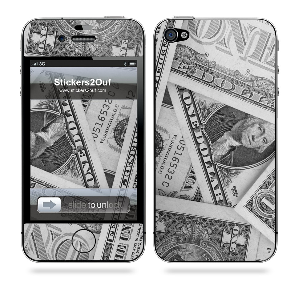 Dollar iPhone 4 & 4S