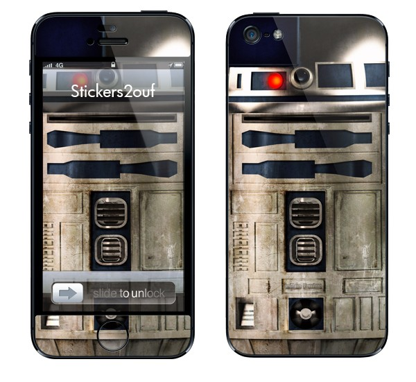 R2D2 iPhone 5 et 5S