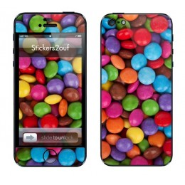 Smarties iPhone 5 et 5S