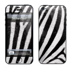 Zebra iPhone 5