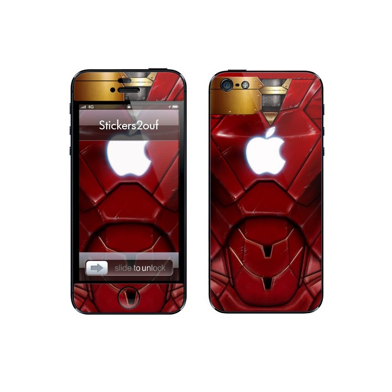 IronBody iPhone 5