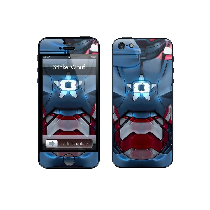 PatriotBody iPhone 5