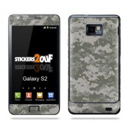 Camo Galaxy S2