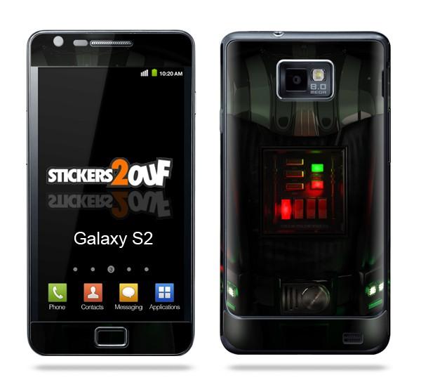 Dark Vador Galaxy S2
