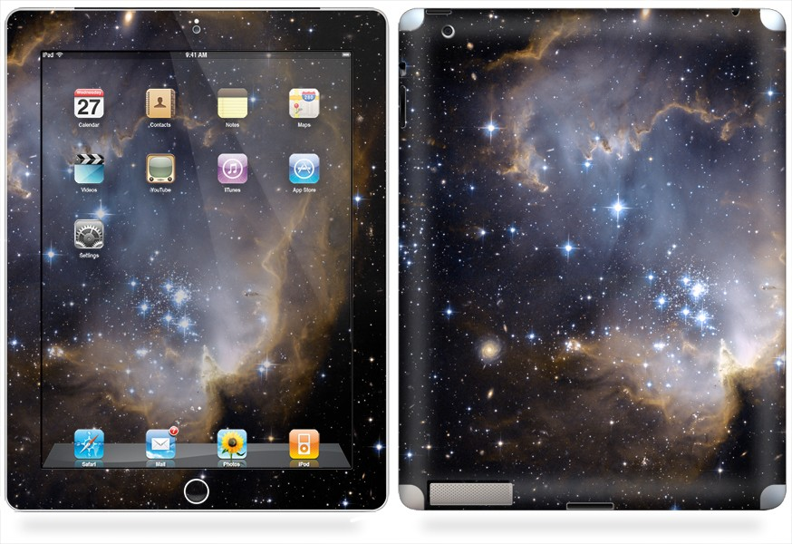 Space iPad 2 & New iPad