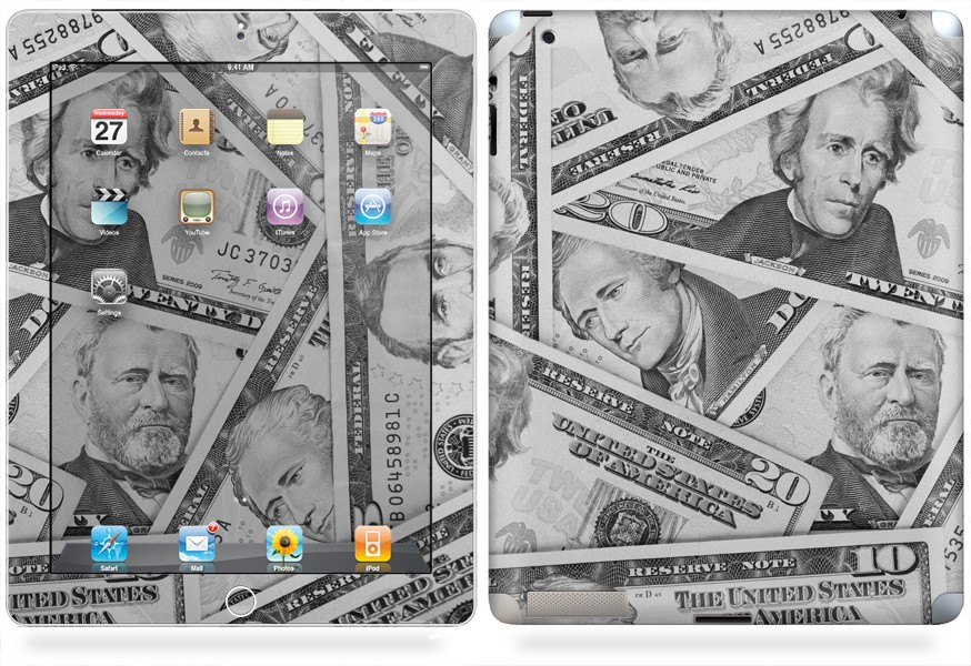 Dollar iPad 2 & New iPad