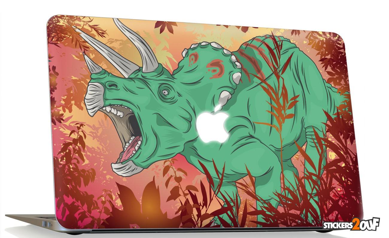 Triceratops Macbook