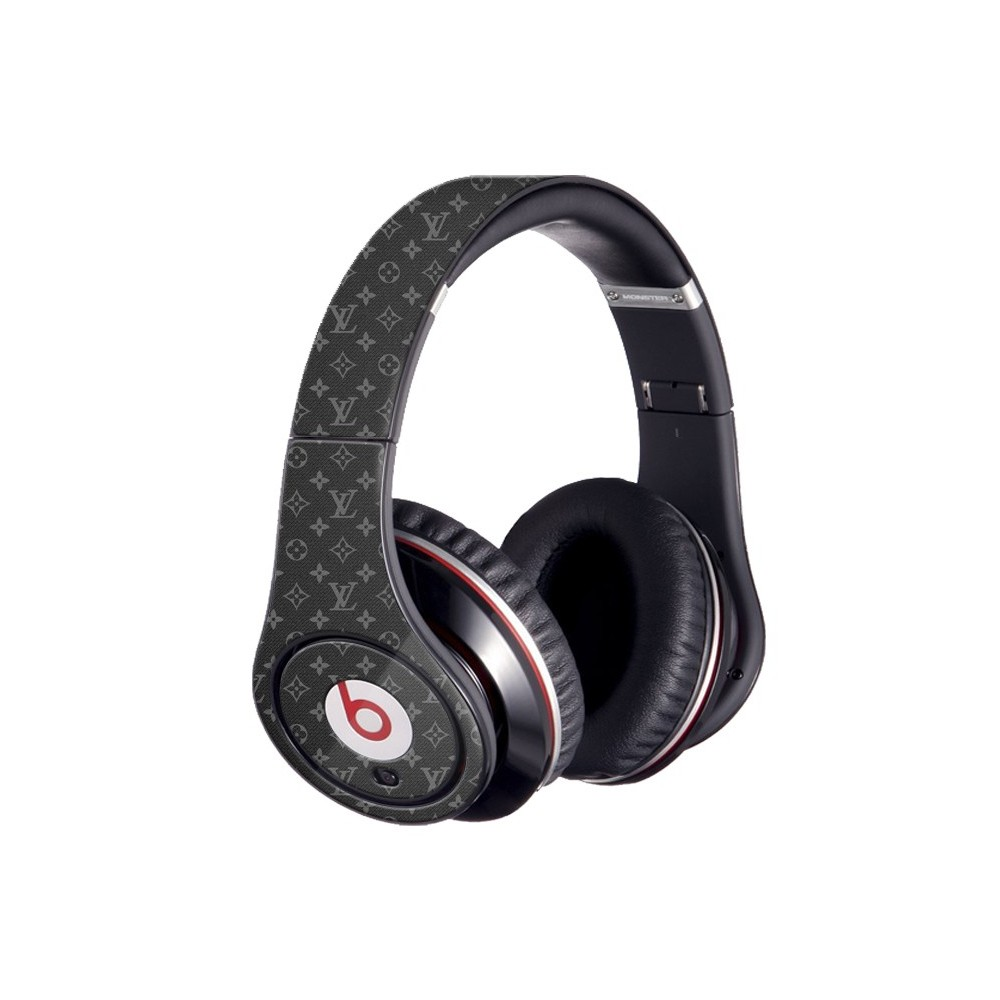 Lv Black Beats Studio Beats By Dre Skin