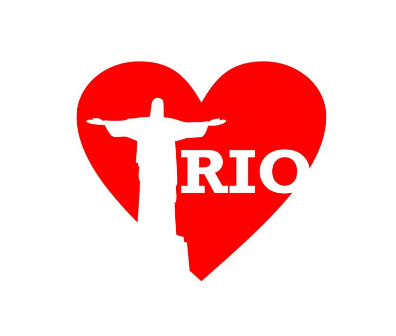 Love rio stickers2ouf sticker for Autocollant mural