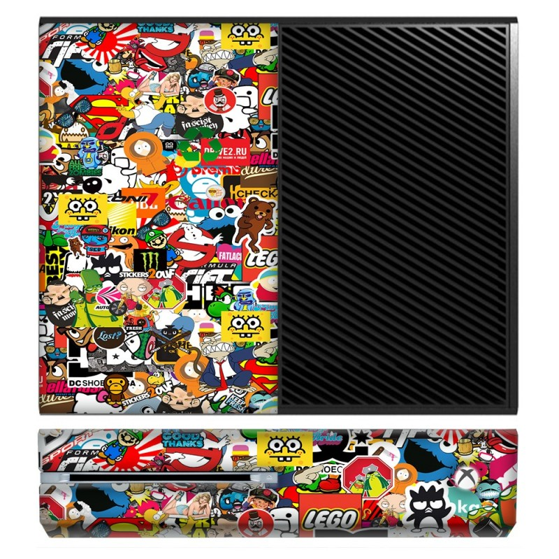 StickerBomb Xbox One