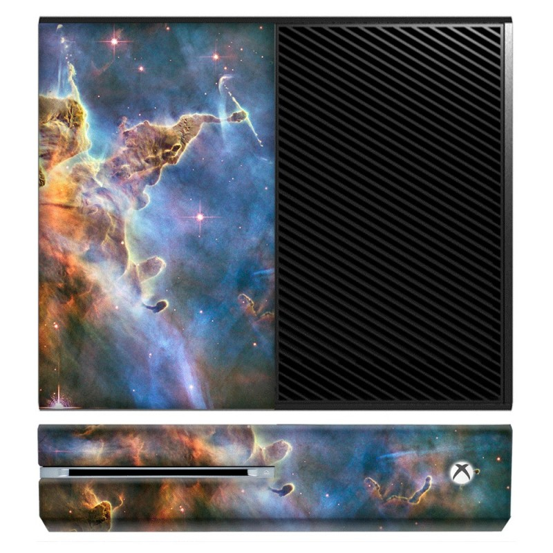 Custom skin decal for xbox one for Autocollant mural ikea