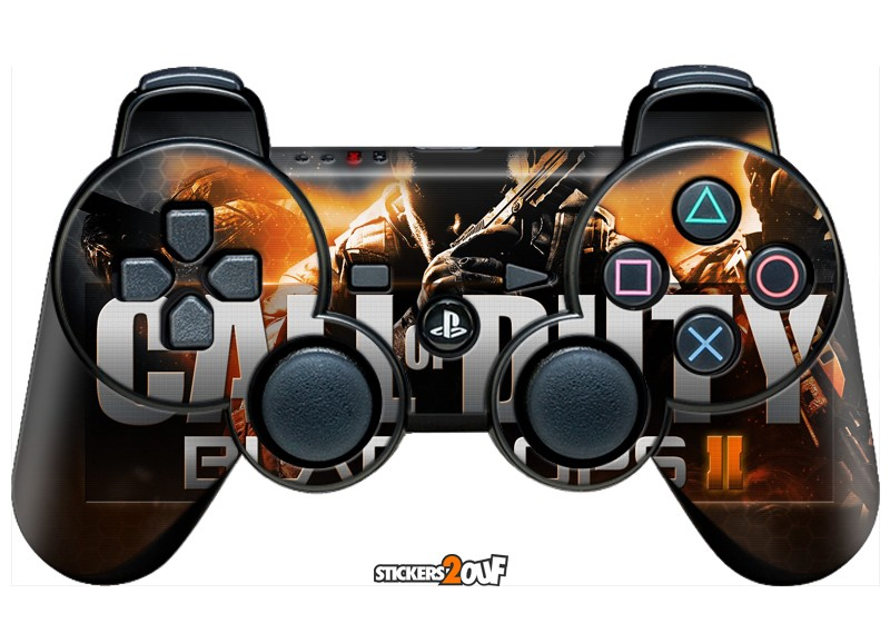 Black OPS II Dualshock