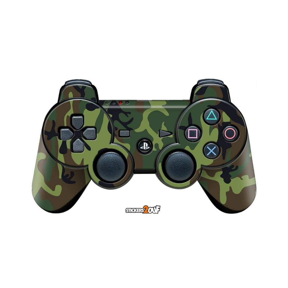 Camo Dualshock Sony Skin