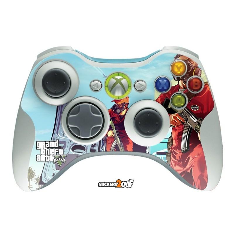 GTA V Xbox360 Pad