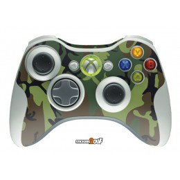 Camo Xbox360 Pad
