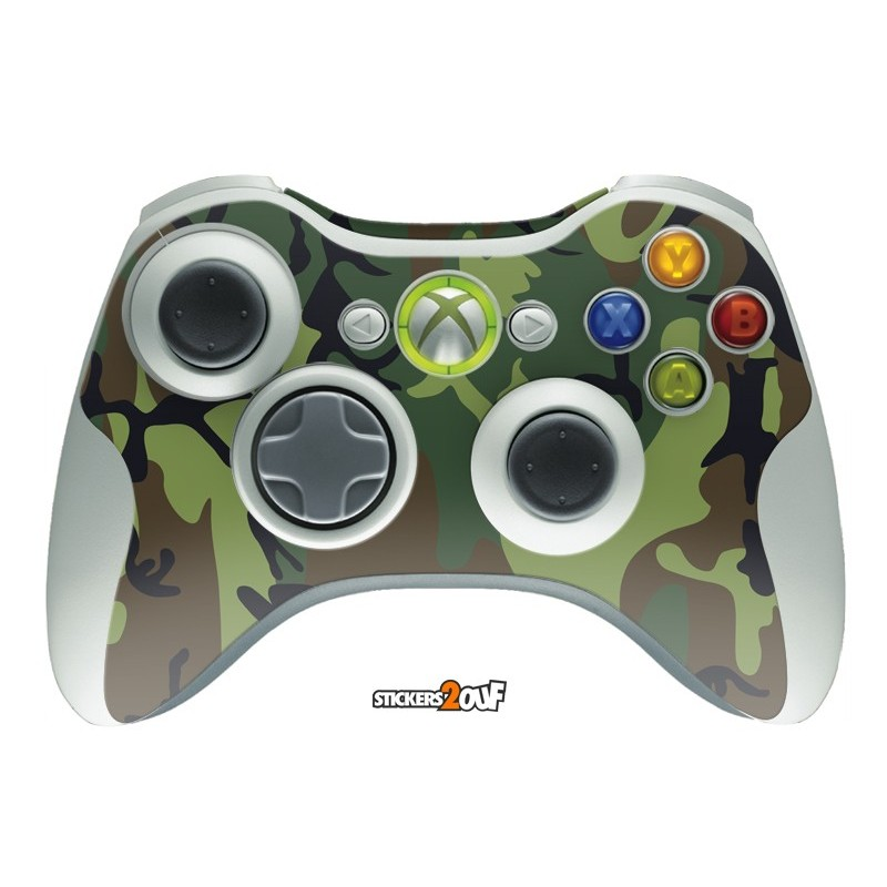camo xbox360 pad microsoft skin. Black Bedroom Furniture Sets. Home Design Ideas