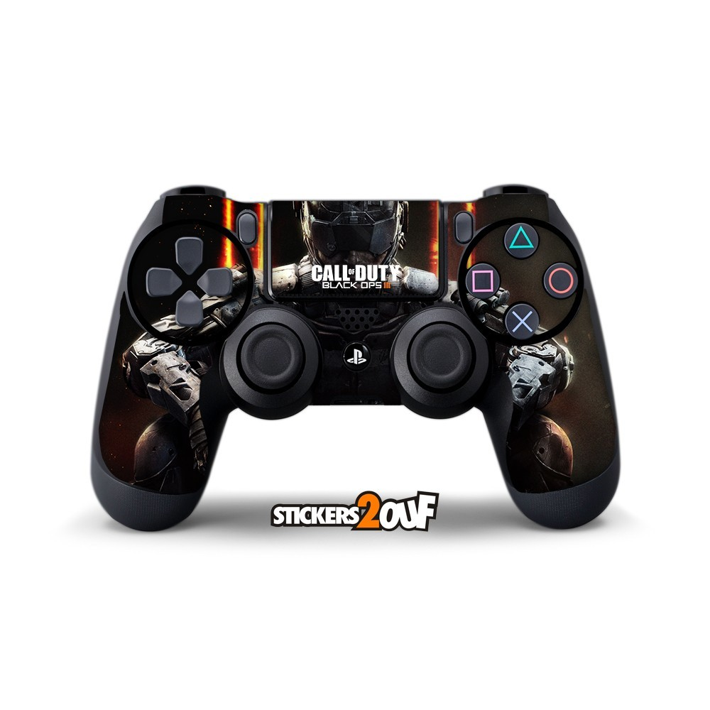 skin bo3 dualshock 4 sony. Black Bedroom Furniture Sets. Home Design Ideas
