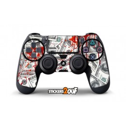 Blood Money Dualshock 4