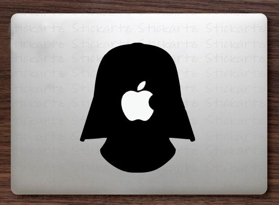 Dark Vador Macbook