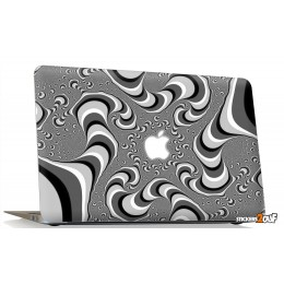 Psychedelic Macbook