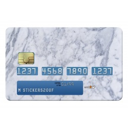 Marble Credit-card