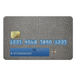 Croco Credit-card