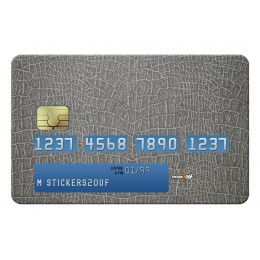 Croco Credit-card