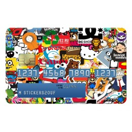 Bomb Credit-card