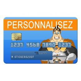 Credit card Visa/Mastercard