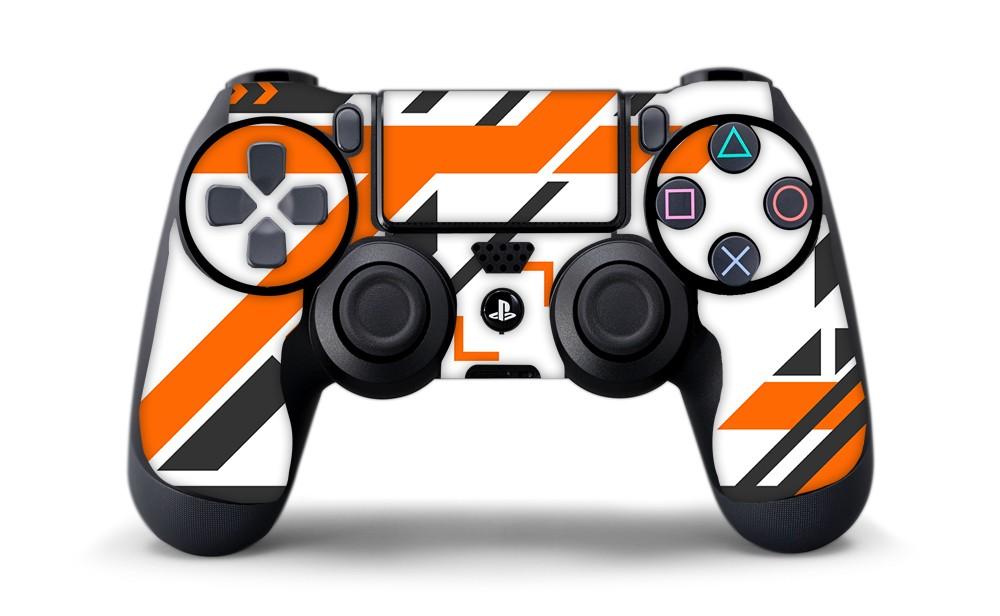 Asiimov Dualshock 4