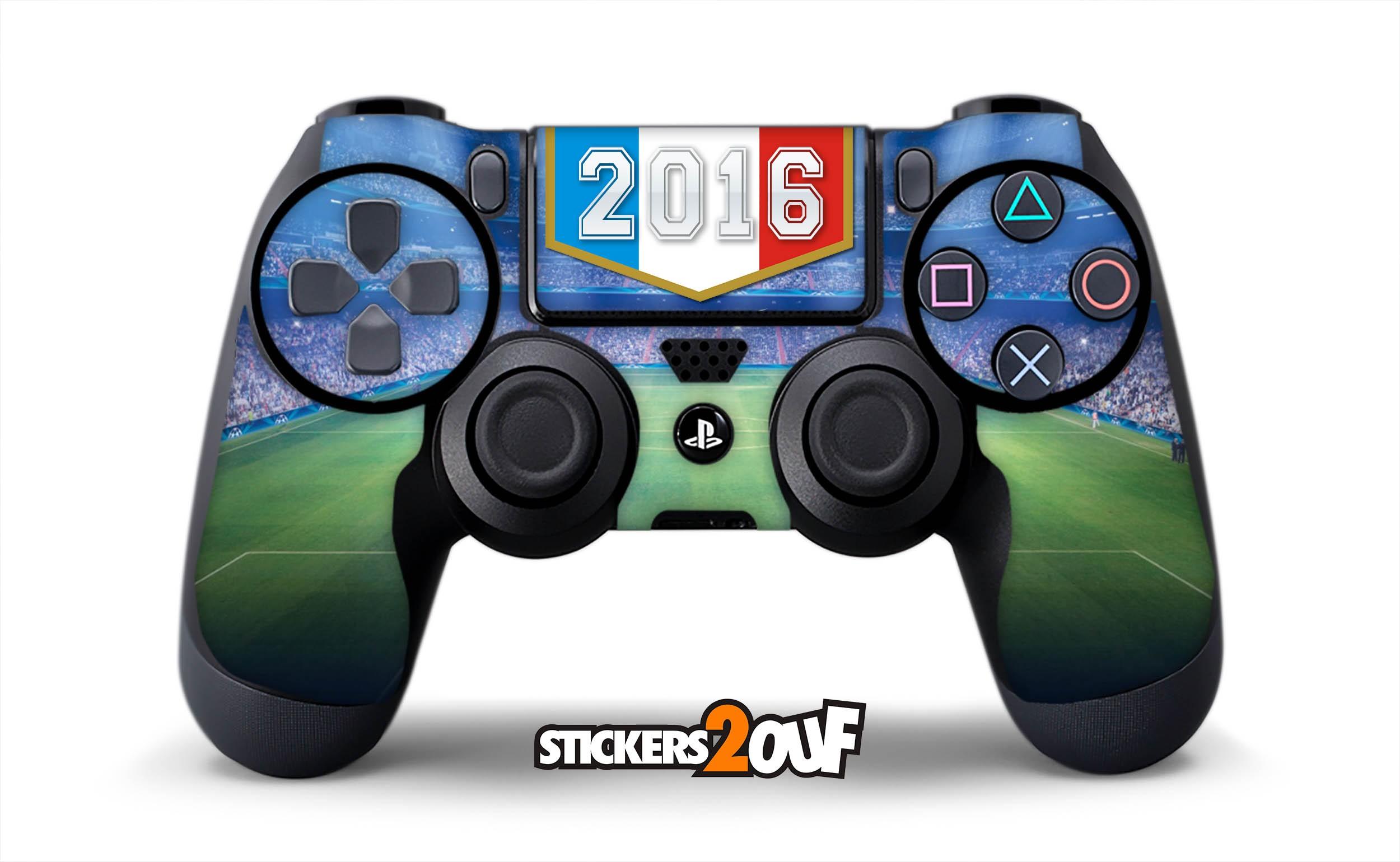 France Euro2016 Dualshock 4