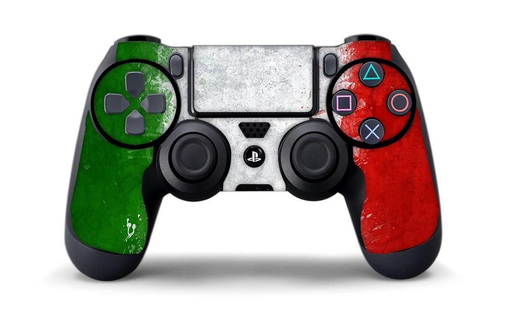 Italie Dualshock 4