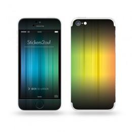 Rainbow iPhone 5C