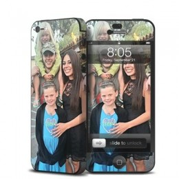 Custom Skin iPhone 5