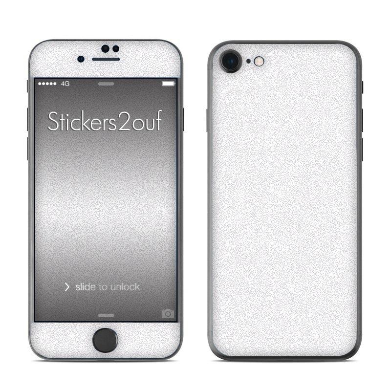 Glitter Blanc iPhone 7