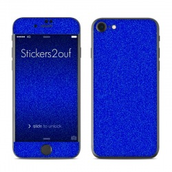 Glitter Bleu iPhone 7