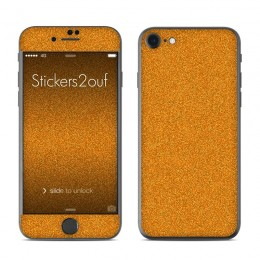 Glitter Gold iPhone 7