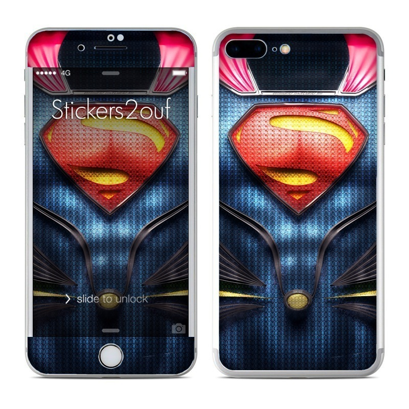 Man of steel iPhone 7 Plus