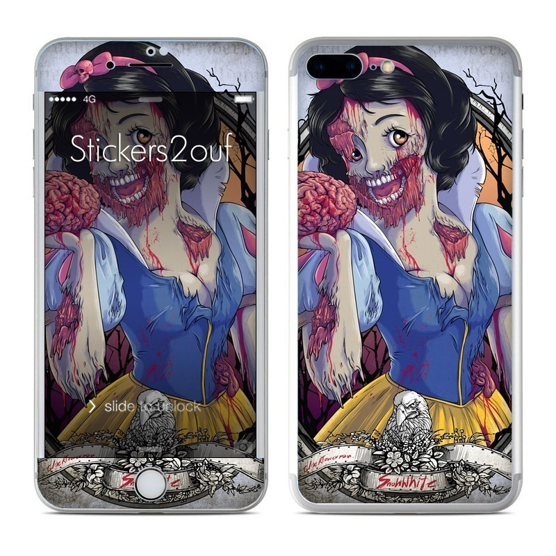 Blanche Neige Zombie iPhone 7 Plus