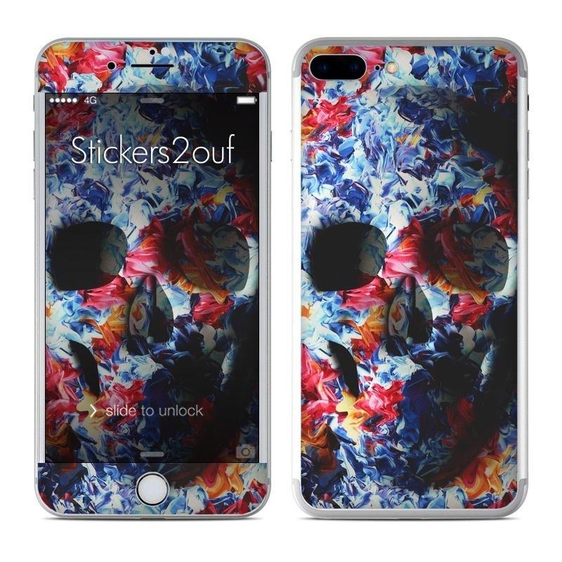 Skull light iPhone 7 Plus