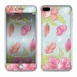 Pastel flowers iPhone 7 Plus