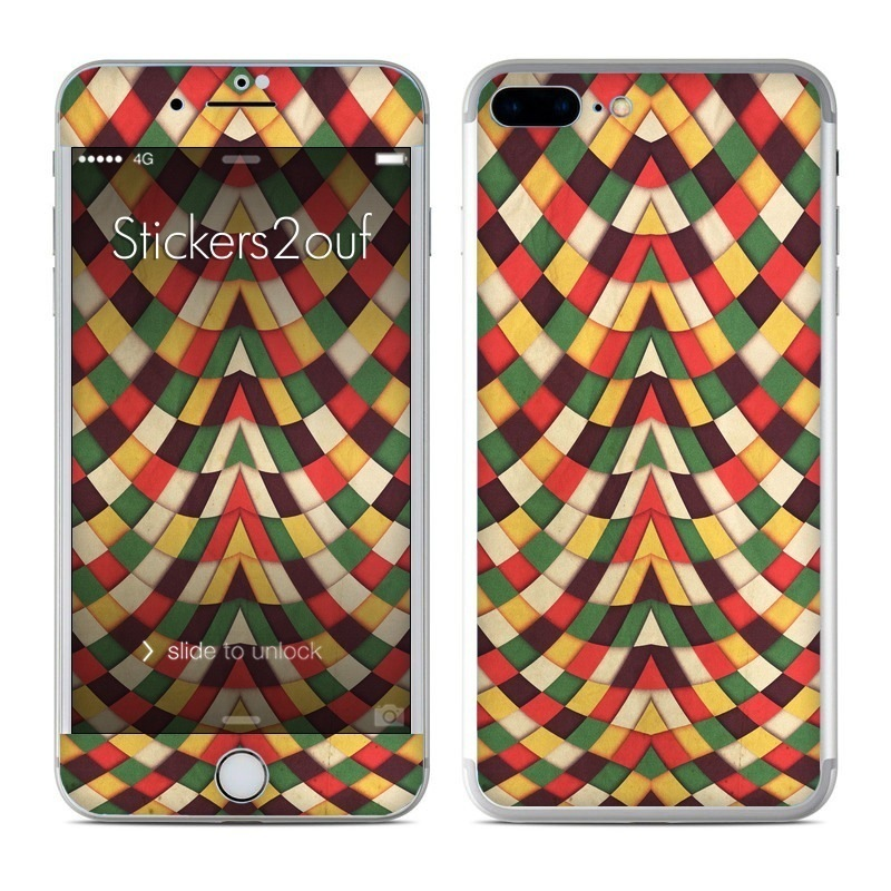 Rastafarian iPhone 7 Plus