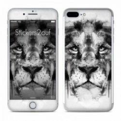 BW Lion iPhone 7 Plus
