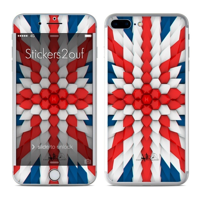 Jack Flag iPhone 7 Plus