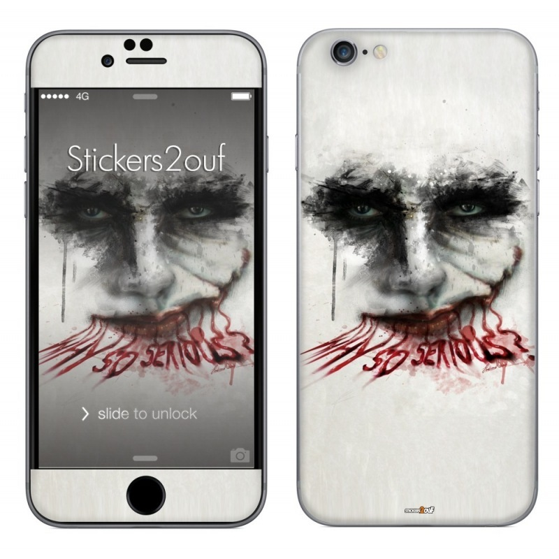 Why so serious iPhone 6 Plus