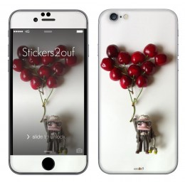 Up Cherry iPhone 6 Plus