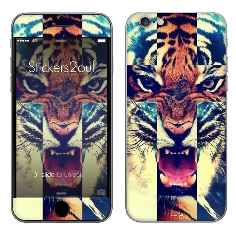 Tiger Cross iPhone 6 Plus
